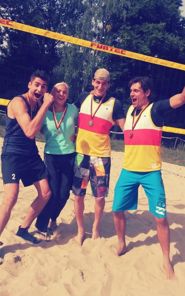 Dt.Beachvolleyballmeisterschaften 2013