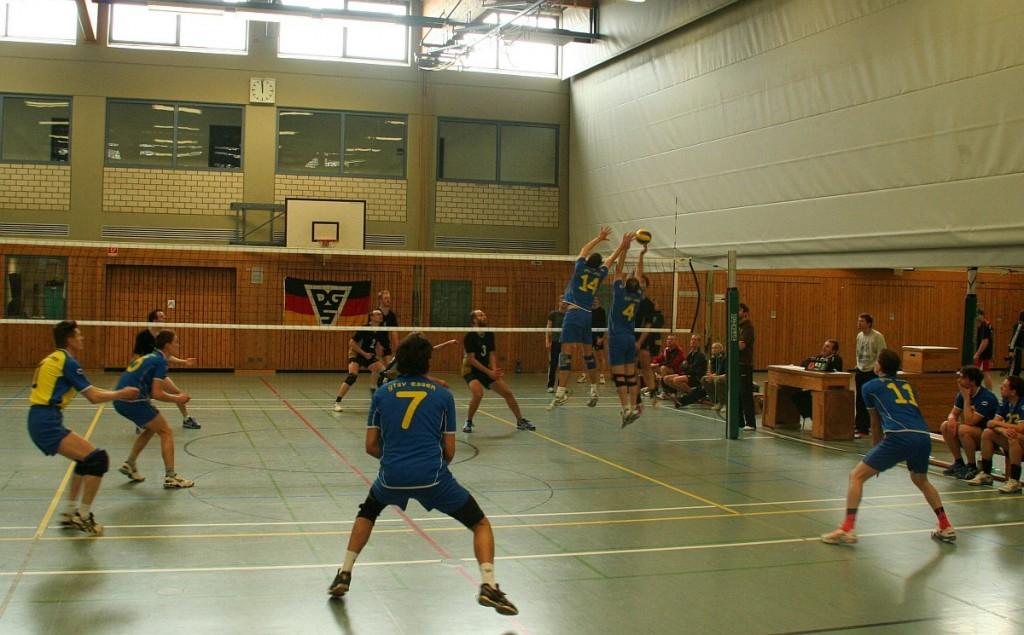 Deutsche Volleyballmeisterschaften der Gehörlosen, DGS Sparte Volleyball