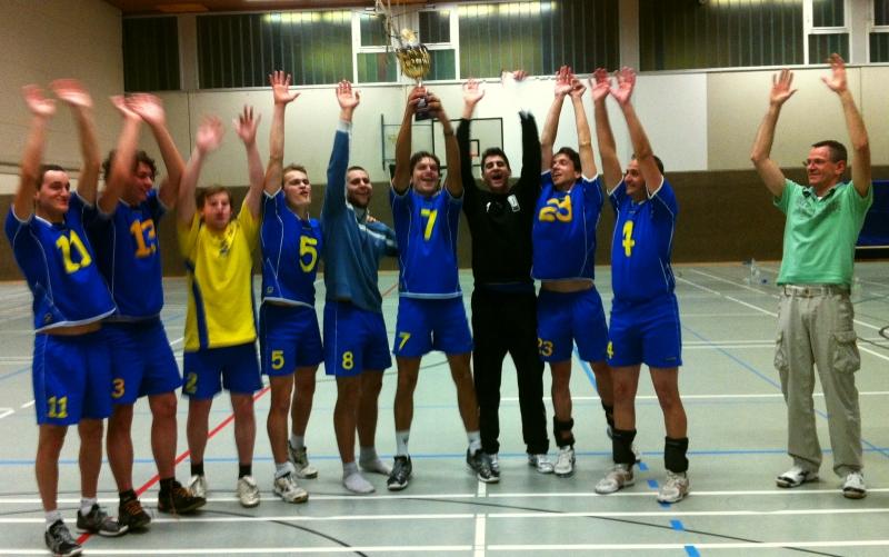 Deutscher Pokalsieger 2012