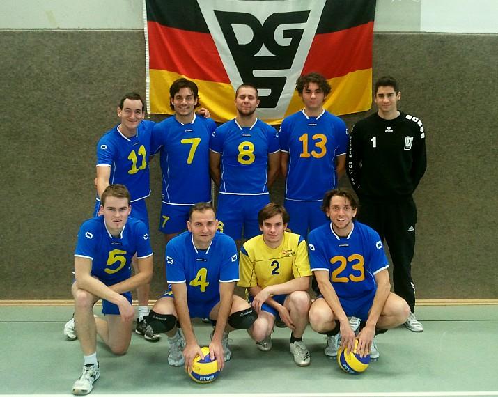 Deutscher Pokalsieger 2012 in Paderborn