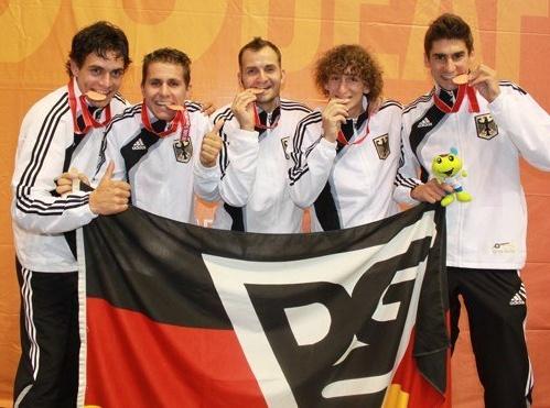 Deaflympics-Bronze für Essener