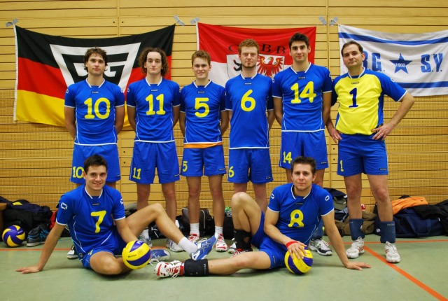 2.Platz bei der Pokalmeisterschaft 2010 in Berlin